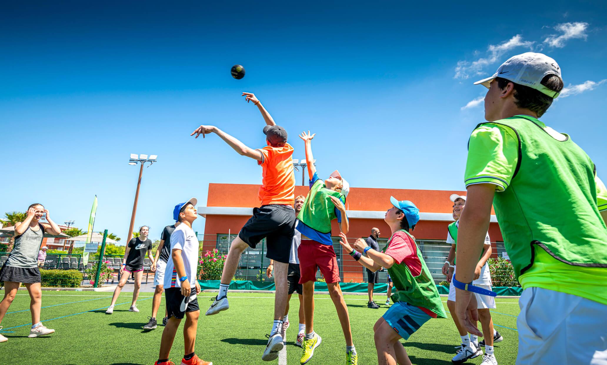 Jeunes sports co