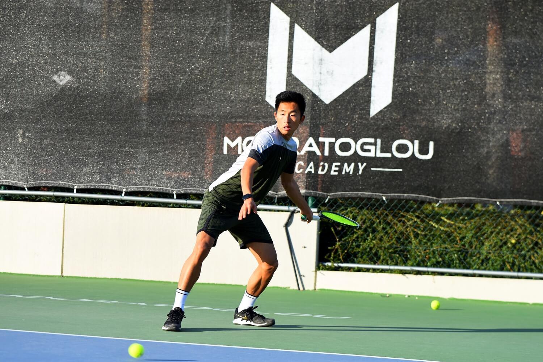 tennis ado coup droit